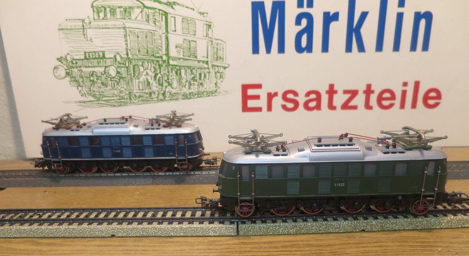 (MB) Märklin 3023 O 3024 E18 Probado & esperado Estado Perfecto Selección TOP