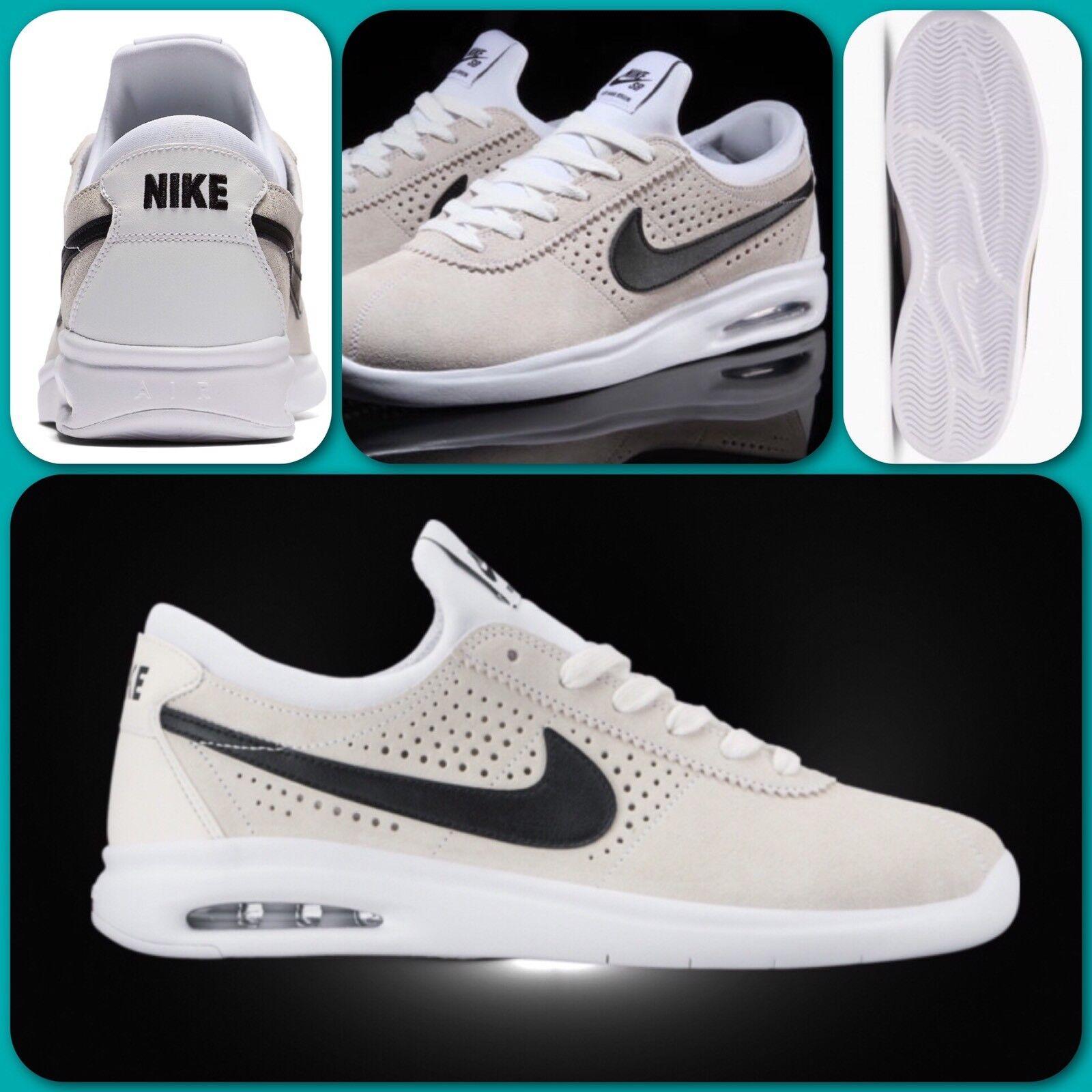 H13 Nike SB AIR MAX Bruin Vapor Scarpe da ginnastica 10 882097-101 EUR 44 US 10 ginnastica c15a8f