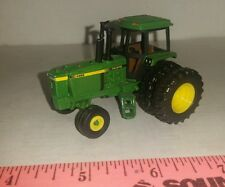 1/64 ertl custom farm toy John deere 4455 tractor with jd front diesel fuel tank
