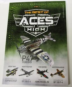 The-Best-of-Aces-High-Vol-1-Compilation-102-Pages-New-Book