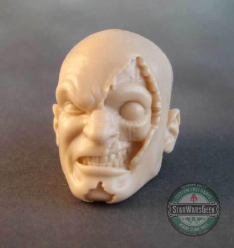 "ML130 Custom CAST Nuke HEAD #1 utilizzo con 6/"" Marvel leggende Figura"