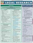 Legal Research Reference Chart 9781423205364 Poster P H