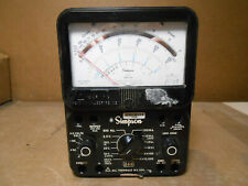 Simpson 260 Series 8p Overload Protected Meter