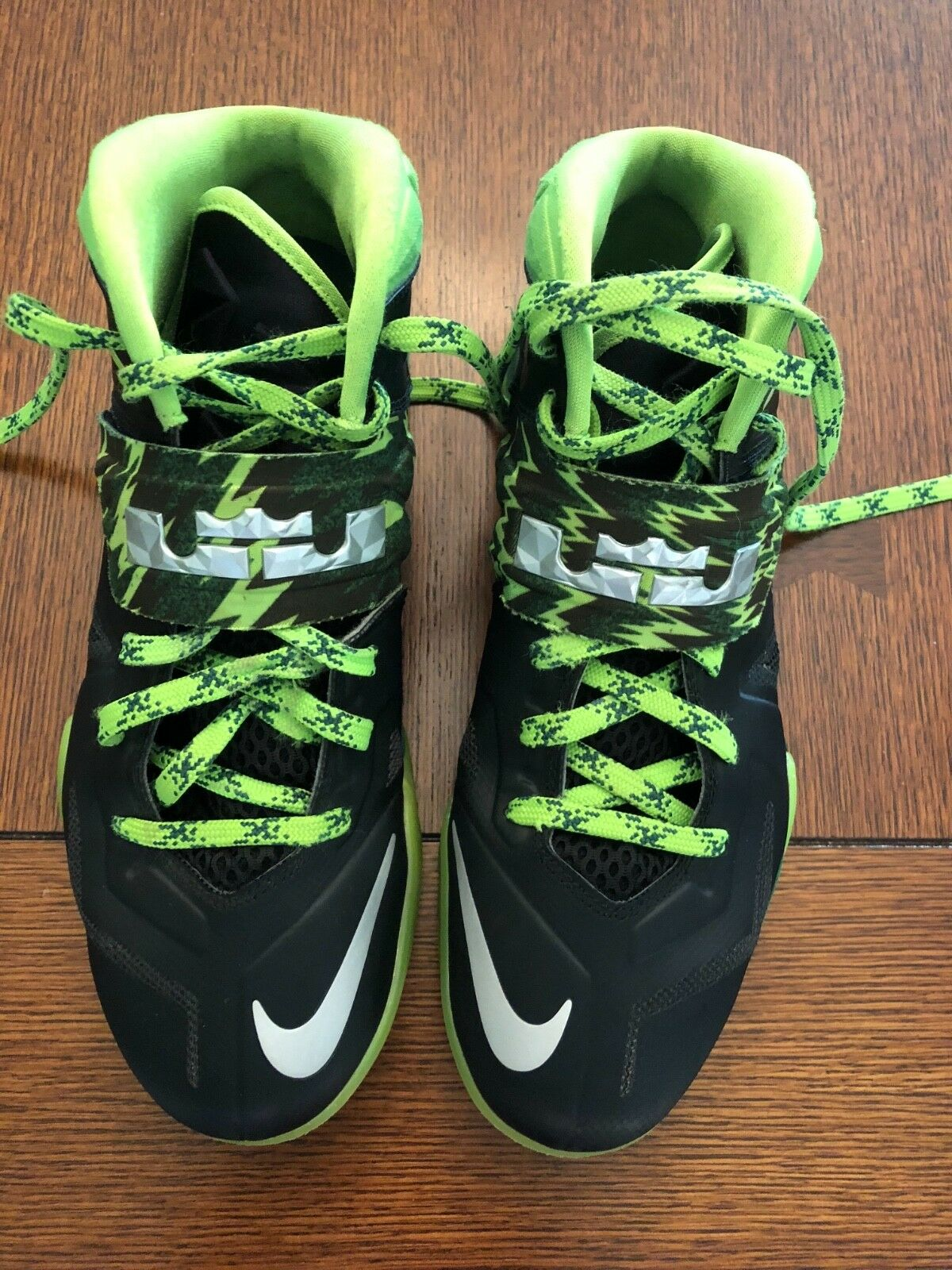 Lebron Nike Zoom Soldier VIIi PP size 9 best-selling model of the brand