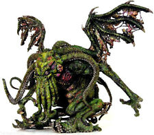 H P LOVECRAFT  CTHULHU Green Version PVC figure 18cm by Sota