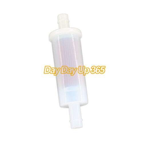"""2x 5//16/"""" Inline Fuel Gas Filter for Mercury Marine Quicksilver 35-816296Q2"""