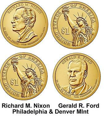 RONALD REAGAN  DENVER /& PHILADELPHIA 2016 P /& D GERALD FORD RICHARD NIXON
