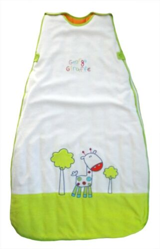 Baby Sleepsacks George Giraffe Velour 3.5 TOG Dream Bag Baby Sleeping Bags