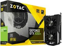 Zotac Geforce Gtx 1050 Ti Directx 12 Zt-p10510b-10l 4gb 128-bit Gddr5 Pci Expres on sale