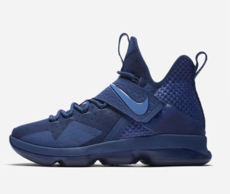 Lebron XIV LMTD Agimat Philippines Coastal Blue/White-Star Blue 852402-400 Price reduction Seasonal price cuts, discount benefits
