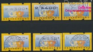 BRD-ATM3-2-Satz-komplett-gestempelt-1999-Automatenmarke-8928125