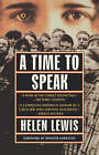 A Time to Speak by Helen Lewis (Paperback, 1997)