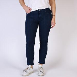 Levi-039-s-Surplus-Skinny-Crossroad-blau-Damen-Jeans-Groesse-31