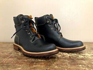 NEU-TIMBERLAND-Stiefel-Firma-Handmade-Lineman-Boots-Herren-8