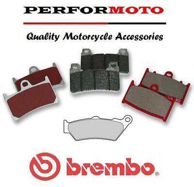 BMW G650 GS 2009/> Brembo SA Sintered Front Brake Pads