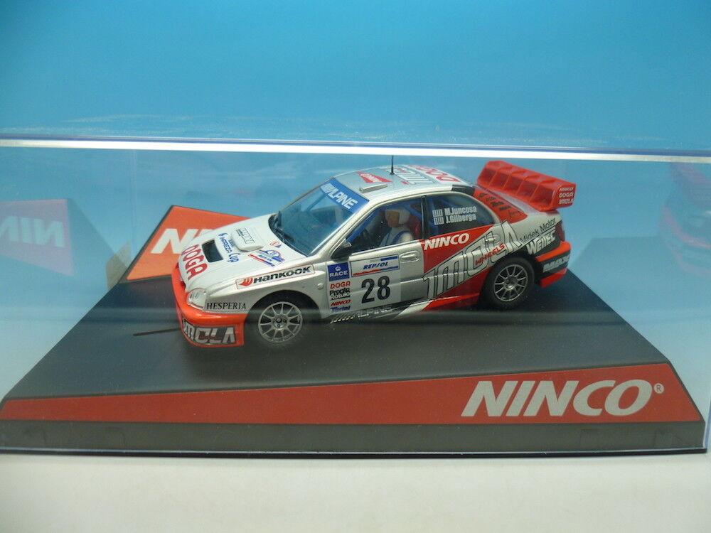Ninco 50385 Subaru Imola 05, mint unused