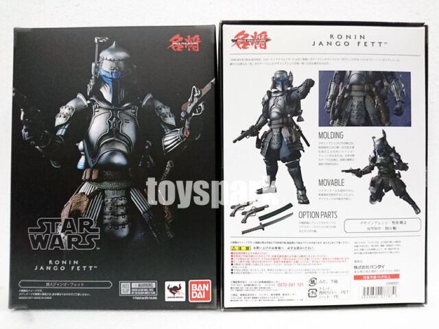 New Star Wars Samurai Taisho Darth Vader Movie Realization PVC Action Figure Toy
