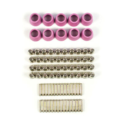 HQ 26//40//80pcs 60A SG55 AG-60 CUT60 LGK60 Plasma Cutter Torch Tip Consumables