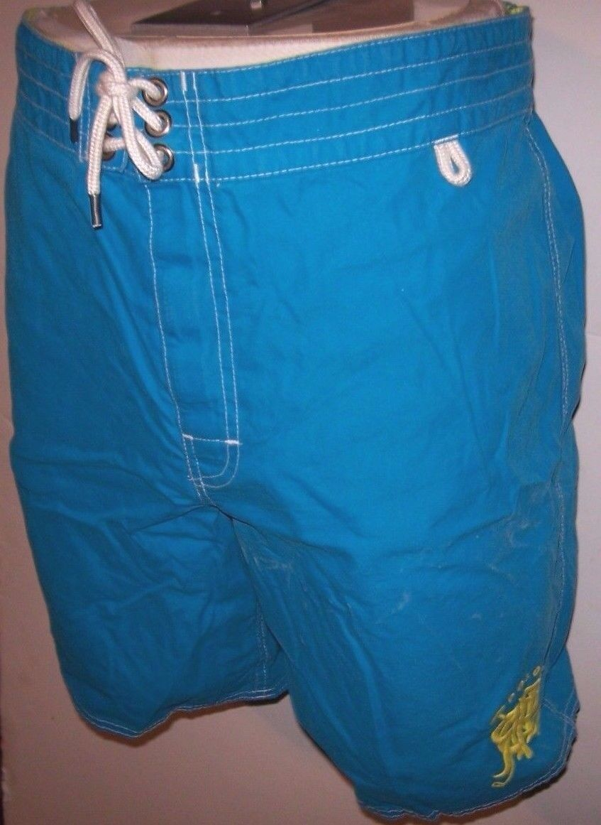 406a12c8ec Polo Ralph Lauren turquoise bluee board board board shorts swim trunks  Small Medium large XXL 300a24