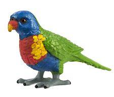 LORIKEET 2016 Safari Ltd Wings of the World RAINBOW Parrot NEW 150229