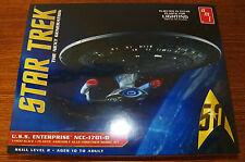 AMT 955 STAR TREK U.S.S. Enterprise NCC-1701-D (Clear Edition) 1/1400