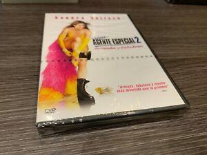 Miss Agente Speciale 2 DVD Sandra Bullock Esercito Y Favoloso Sigillata Nuovo