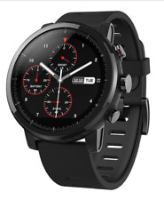 Huami AMAZFIT Pace2 Stratos Smart Watch black GLOBAL VERSION NEU OVP