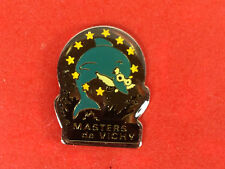 pins pin dolphin dauphin masters de vichy