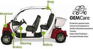 gem electric car service manual upto 2007 owner manual 2001 04 rh ebay com Build a Gem E4 Vehicle Gem Elxd