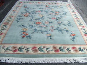 beautiful hand woven chinese antiques carpet rug 310x240 cm ebay. Black Bedroom Furniture Sets. Home Design Ideas