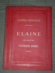 DORE-TENNYSON-Elaine-Illustrated-by-Gustave-Dore-1867