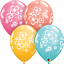 6-x-11-034-Printed-Qualatex-Latex-Balloons-Assorted-Colours-Children-Birthday-Party thumbnail 70