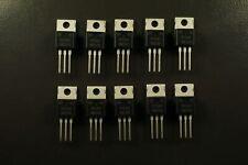 Lot Of 10 Mc7812abt On Semi Ldo Positive Voltage Regulator 12v 1a 3 Pin To 220