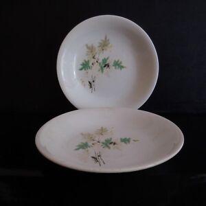 N2798-2-Platos-Ceramica-Loza-Portos-Moulin-Des-Lobos-Art-Deco-Pn-Francia