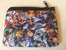 Friends TV Show zipper wallet
