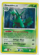 Gewaldro lv.56 - KP110 - 10/100 -  Stern Holo Karte - Pokemon Sturmtief Serie
