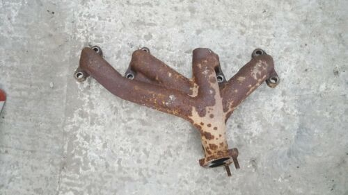 Discovery 4.0 exhaust manifold