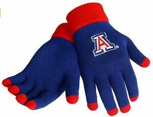 FOCO NCAA Stripe Knit Glove