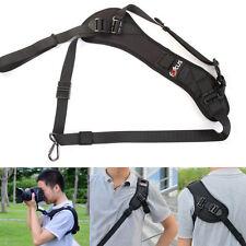 Focus F-1 Quick Rapid Shoulder Sling Belt Neck Strap For Canon Nikon DSLR Camera
