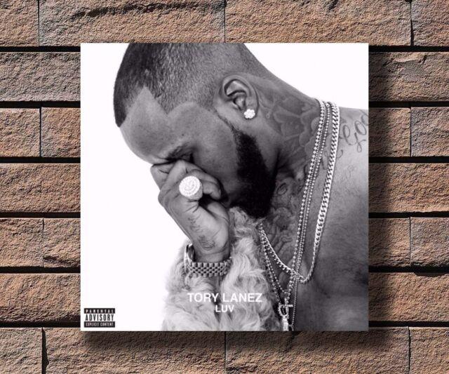 Y788 Tory Lanez Luv Music Rapper Star Hot Fabric Poster 16x16 24x24 Ebay