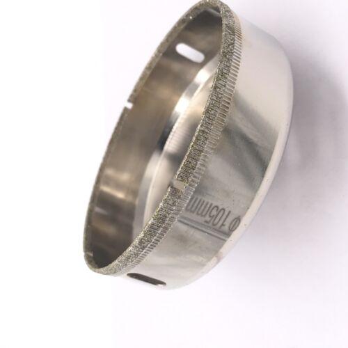 105mm Diamond Hole Saw Tile Ceramic Glass Porcelain Marble Drill Bit Tool