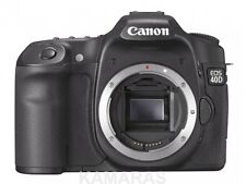 CANON EOS 40D 40 D CANON EOS D40  PERFECTO ESTADO 40K PICTURES EXCELLENT BOXED