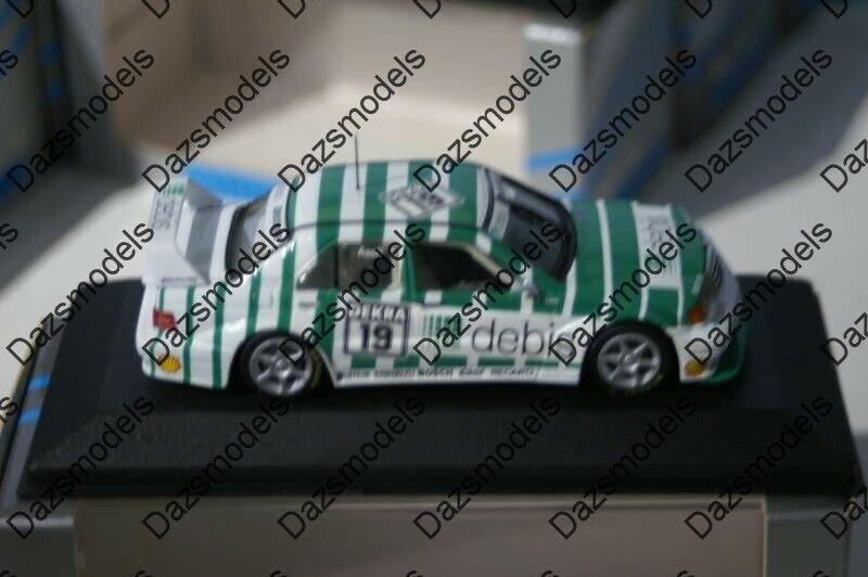 Minichamps Mercedes 190E Evo 2 Zakspeed Asch Vers .1 1 43 13141