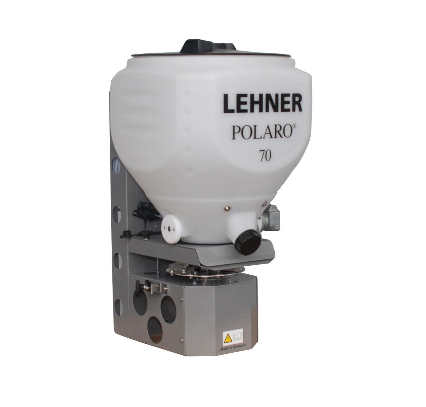 Lehner Polaro 12V Polaro 70E Streuer Winterdienst Elektrostreuer, Quad, Radlader