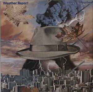 Weather-Report-Heavy-Weather-1983-UK-Vinyl-LP-EXCELLENT-etat