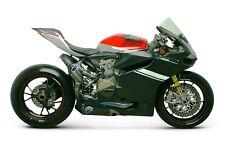 2012-2017 Ducati Panigale 1299 TERMIGNONI SLIP ON EXHAUST  SS/Carbon