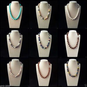 Rare-Huge-12mm-Genuine-South-Sea-Shell-Pearl-Round-Beads-Necklace-18-039-039-AAA