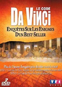 The-Code-da-Vinci-Investigations-Sur-the-Puzzles-D-039-Un-Bestseller-DVD-New