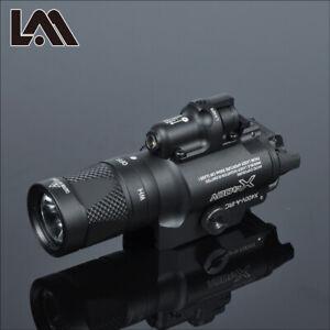 SF-Tactical-X400V-Pistol-Light-Combo-Laser-Constant-Momentary-Strobe-Output