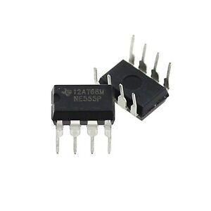 10-20-50-100-PCS-NE555P-NE555-DIP-8-SINGLE-BIPOLAR-TIMERS-IC